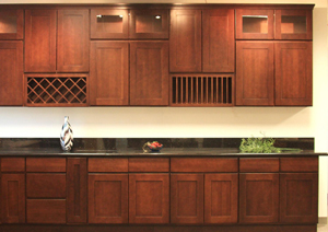 Beech Kitchen Cabinets