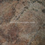 Granite Counter or Vanity Top Bordeaux Gold