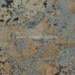 Granite Counter or Vanity Top Brazil Rose