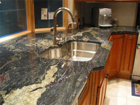 Granite Counter and Vanity Tops