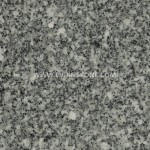 Granite Counter or Vanity Top White Grain