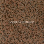 Granite Counter or Vanity Top Xinjiang Red
