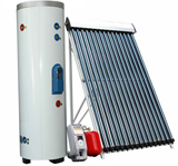 Seperated Pressurized Solar Water Heaters